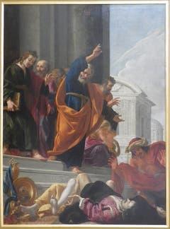 Von den 76 sogenannten «Grand Mays» wurden zuletzt 13 in den Kapellen der Kirche ausgestellt. Sie wurden bei den Löscharbeiten offenbar beschädigt. (Bild: Wikimedia)