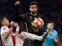 In der nächsten Saison müssen junge Juve-Spieler wie Rodrigo Bentancur einen Schritt nach vorne machen (Bild: KEYSTONE/AP/MARTIN MEISSNER)