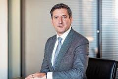 Wird heute vorgestellt: neuer Post-Chef Roberto Cirillo. (Bild: Keystone)