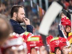 Biels Sportchef Martin Steinegger will mit seinem Team das Maximum aus dieser Saison herausholen (Bild: KEYSTONE/ALESSANDRO DELLA VALLE)