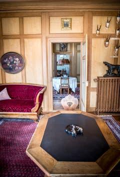 Im Haus Phönix, das zum Vinorama in Ermatingen gehört, kann man erleben, wie man im Jahre 1900 gewohnt hat. (Bild: Andrea Stalder)