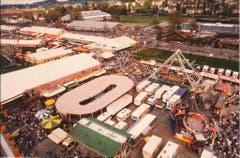 (Bild: Messe Luzern AG, 1987)