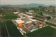 (Bild: Messe Luzern AG, 1988)