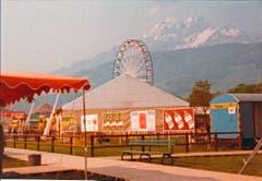 (Bild: Messe Luzern AG, 1980)