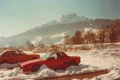 (Bild: Messe Luzern AG, 1982)