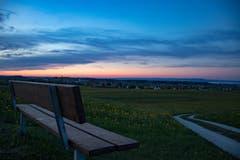 Zwischen Bodensee und Säntis bei Muolen. (Bild: Werner Bühler)