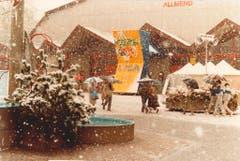 (Bild: Messe Luzern AG, 1985)