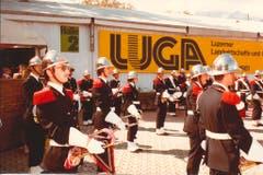 (Bild: Messe Luzern AG, 1981)