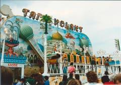 (Bild: Messe Luzern AG, 1989)