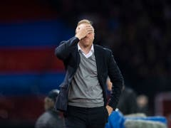 Für Ludovic Magnin nimmt der Druck weiter zu: Nach dem Ausscheiden im Cup-Halbfinal wartet der Abstiegskampf in der Super League (Bild: KEYSTONE/ENNIO LEANZA)