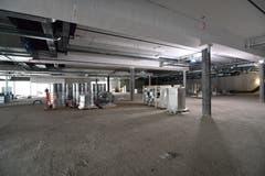Die Fläche im Erdgeschoss zur Rütistrasse hin wird vom SportXX genutzt werden.