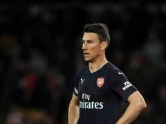 Verteidiger Laurent Koscielny steht stellvertretend für die Ratlosigkeit bei Arsenal (Bild: KEYSTONE/AP/RUI VIEIRA)
