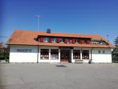Der Bahnhof Ermatingen ist nach rund zwei Stunden Wanderung erreicht. (Bild: Marlen Hämmerli)