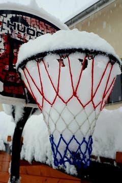 Es ist gerade nicht Basketball-Saison in Uri. (Bild: facebook.com, Janet Lang)