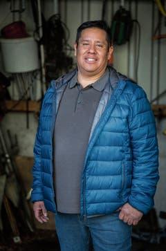Der Thurgauer Beni Stoller, 47, lernte dank RTL vor drei Jahren seine Ursprungsfamilie in Peru kennen. (Bilder: Andrea Stalder)