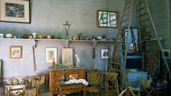 In diesem Atélier arbeitete der «Vater der modernen Kunst» in seinen letzten Jahren.
