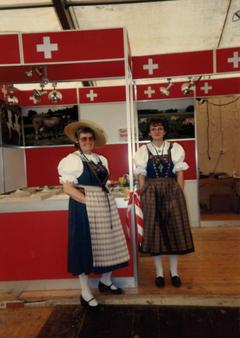 Stand der Tierzucht des Kantons Luzern. (Bild: zvg)