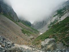 Wer auf der Toralp einen Juchzer fahren lässt, hört ein sechsfaches Echo. (Bild: Alpines Museum/Wisi Bucher)