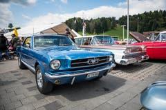 Ein Klassiker: Ford Mustang.