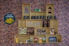 Nebst dem Verkauf bietet der Laden auch Degustationen an.