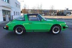 Porsche 911 Targa 1976