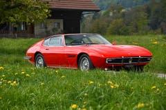 Maserati Ghibli 4700 1969