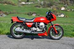 Moto Guzzi 850 Le Mans III 1983