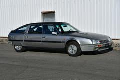 Citroen CX 25 Prestige Turbo 1 1989
