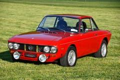 Lancia Fulvia Coupe 1600 HF 1971