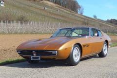 Maserati Ghibli 4700 1968