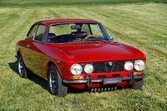 Alfa Romeo 2000 GTV Bertone 1972