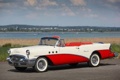 Buick Special Convertible 1955