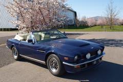 Aston Martin V8 Virage 1990