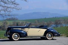 Dodge D11 Cabriolet Graber 1939
