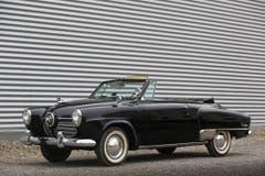 Studebaker Champion Convertible 1951