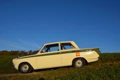 Ford Cortina Mk 1 Lotus 1963
