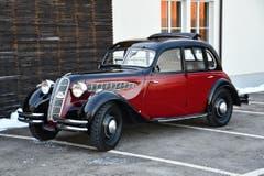 BMW 326 Limousine 1936