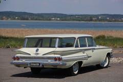 Chevrolet Nomad Station Wagon 1960