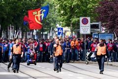 (Bild: Stringer/Keystone, Bern, 19. Mai 2019)