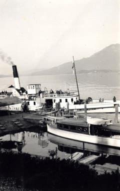 Aufnahme zwischen 1923 und 1933. (Bild: Archiv Kurt Hunziker)
