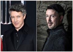 "Aidan Gillan als Petyr ""Littlefinger"" Baelish. (Evan Agostini/Invision/AP/HBO)"