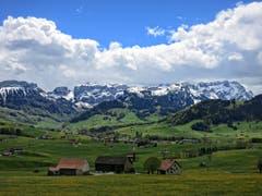 Appenzeller Landschaft. (Bild: Toni Sieber)