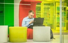 Eine moderne Umgebung hilft möglicherweise beim Lernen. (Bild: Reto Martin)