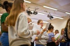 Impressionen vom Schweizer Kinder- und Jugendchor-Festival. (Bild: PD/SKJF/Ingo Höhn)