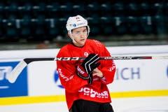 Philipp Kuraschew (Québec Remparts/QMJHL)