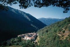 Das Kloster Rila im Südwesten Bulgariens war einst ein Bollwerk gegen den Islam. (Bild: Getty)