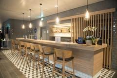 Die Bar. (Bild: Boris Bürgisser, Kriens, 8. Mai 2019)