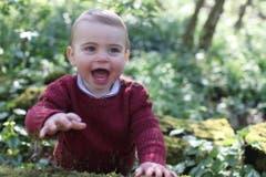 Prinz Louis, fotografiert von seiner Mutter Kate am 23. April 2019. (Bild: Keystone/ The Duchess of Cambridge / SHUTTERSTOCK)
