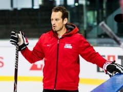 Patrick Fischer will WM-Silber von 2018 mit dem Eishockey-Nationalteam an der WM 2019 in der Slowakei bestätigen (Bild: KEYSTONE/JEAN-CHRISTOPHE BOTT)