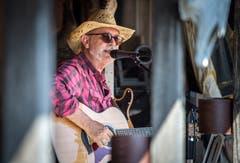 Countrymusik liegt in der Luft während des Hobbyisten-Lagers. (Bild: Reto Martin)
